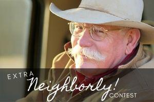 CWS nominate someone extra neighborly